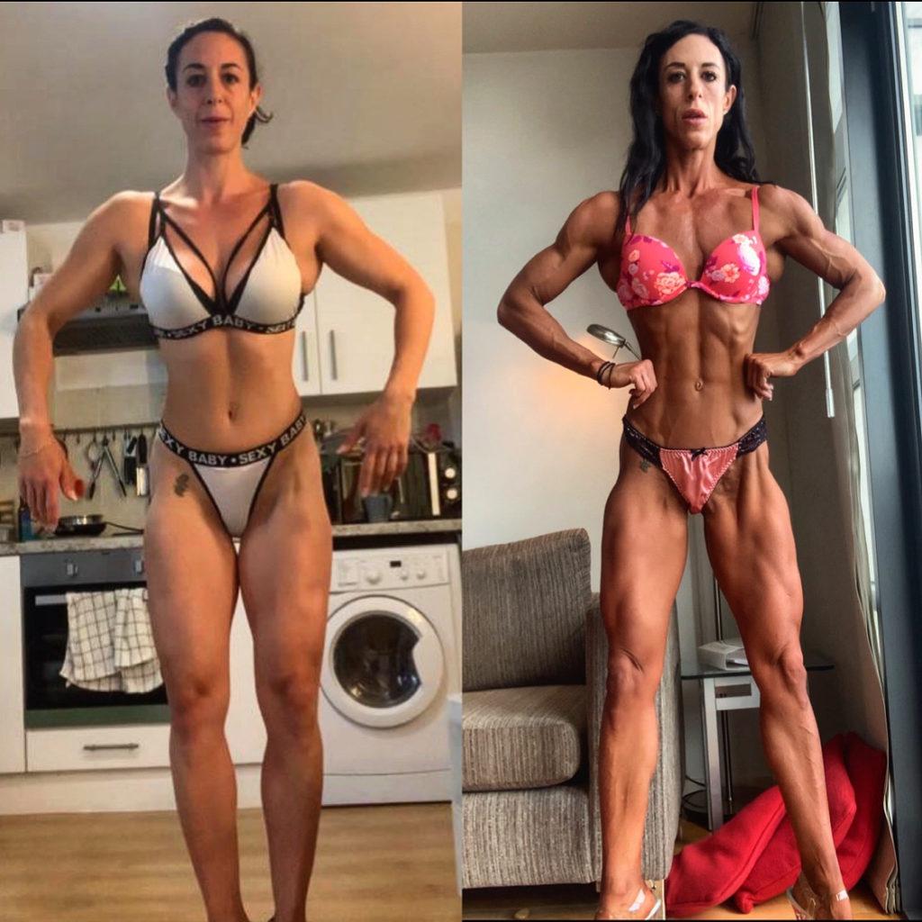 My Crazy 14 Week Transformation!