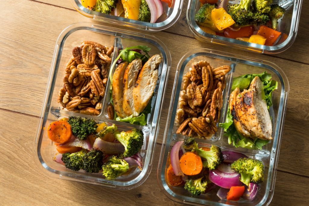 Meal prep 101: Your guide for preparing healthy meals in advance!